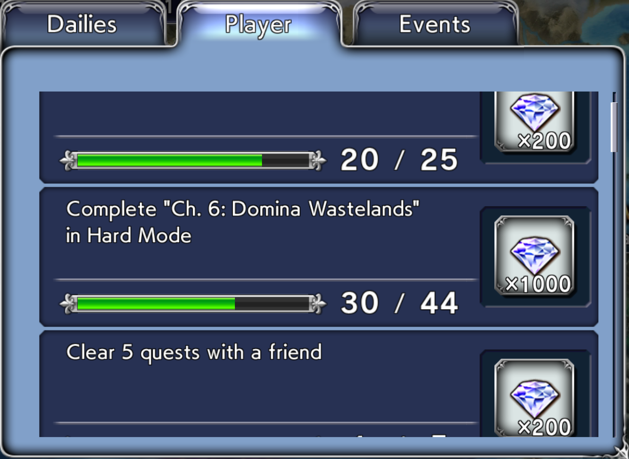 DFFOO Gem Farming Guide