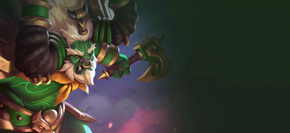 Dungeon Hunter Champions Nature Bull Demon King