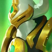 Dungeon Hunter Champions Nature Archangel