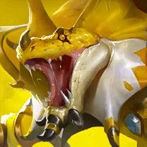 Dungeon Hunter Champions Light Basilisk Ascended