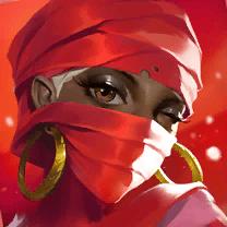 Dungeon Hunter Champions Fire Blademaster