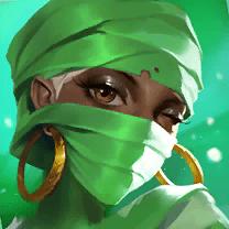 Dungeon Hunter Champions Nature Blademaster