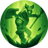 Dungeon Hunter Champions Guardian Leap