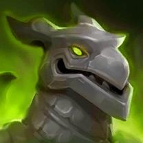 Dungeon Hunter Champions Nature Dragon Guard