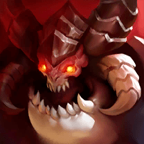 Dungeon Hunter Champions Fire Greater Demon Ascended