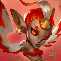 Dungeon Hunter Champions Fire Harpy Ascended