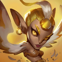 Dungeon Hunter Champions Light Harpy Ascended