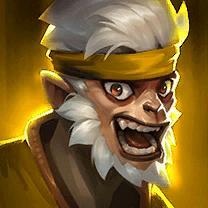 Dungeon Hunter Champions Light Monkey King
