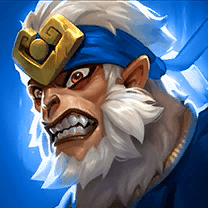 Dungeon Hunter Champions Water Monkey King Ascended