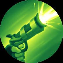Dungeon Hunter Champions Pistol Shot