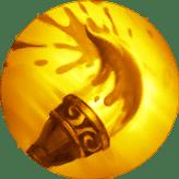 Dungeon Hunter Champions Brush Stroke