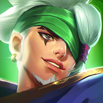 Dungeon Hunter Champions Nature Pirate Ascended
