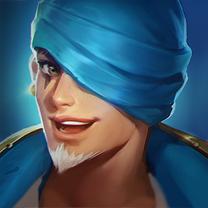 Dungeon Hunter Champions Water Pirate