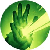 Dungeon Hunter Champions Palm Blast
