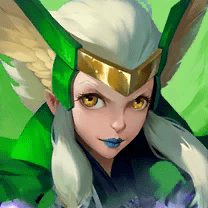 Dungeon Hunter Champions Nature Valkyrie