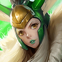 Dungeon Hunter Champions Nature Valkyrie Ascended