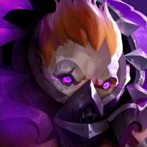 Dungeon Hunter Champions Dark Skand Warlord