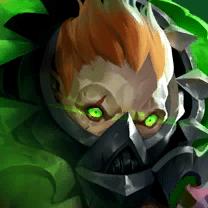 Dungeon Hunter Champions Nature Skand Warlord