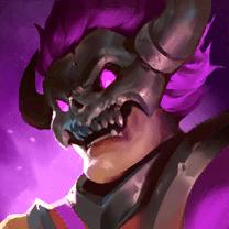Dungeon Hunter Champions Dark Skand Berserker