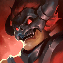 Dungeon Hunter Champions Fire Skand Berserker