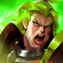Dungeon Hunter Champions Nature Skand Berserker Ascended