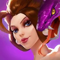 Dungeon Hunter Champions Dark Snake Lady