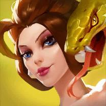 Dungeon Hunter Champions Light Snake Lady