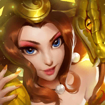 Dungeon Hunter Champions Light Snake Lady Ascended