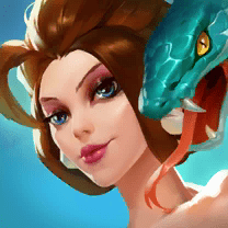 Dungeon Hunter Champions Water Snake Lady