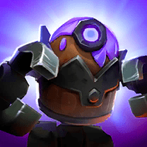 Dungeon Hunter Champions Dark Dozer Ascended