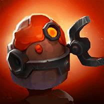 Dungeon Hunter Champions Fire Dozer