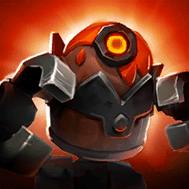 Dungeon Hunter Champions Fire Dozer Ascended