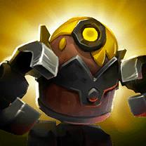 Dungeon Hunter Champions Light Dozer Ascended