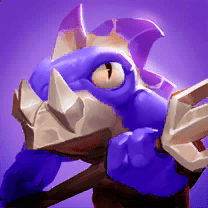 Dungeon Hunter Champions Dark Lizardkin