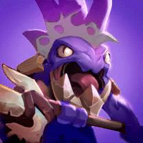 Dungeon Hunter Champions Dark Lizardkin Ascended