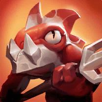 Dungeon Hunter Champions Fire Lizardkin