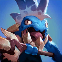 Dungeon Hunter Champions Water Lizardkin Ascended
