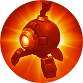 Dungeon Hunter Champions Explosive Sentry