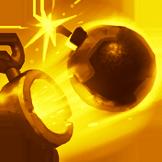 Dungeon Hunter Champions Bomb Launcher