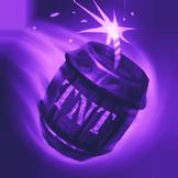 Dungeon Hunter Champions TNT Barrel