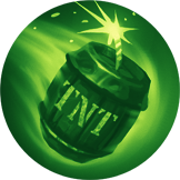 Dungeon Hunter Champions TNT Barrel