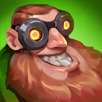 Dungeon Hunter Champions Nature Bomber