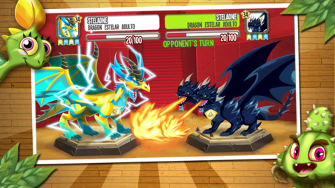Dragon City Battle
