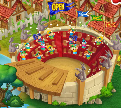 Dragon City Dragon Stadium