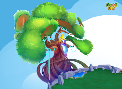 Beautiful The Emergence Of The Mysterious Tree Of Life Will Add New Dimensions And  Depth In How You Enjoy Dragon City.The Relic Of Life Will Leave Behind A ...