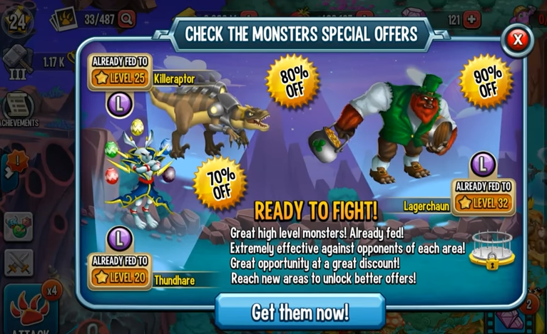 Monster Legends Guide for Beginners – Tips and Tricks