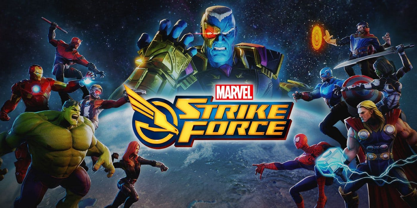 Marvel Strike Force Character Shard [Farming Locations]