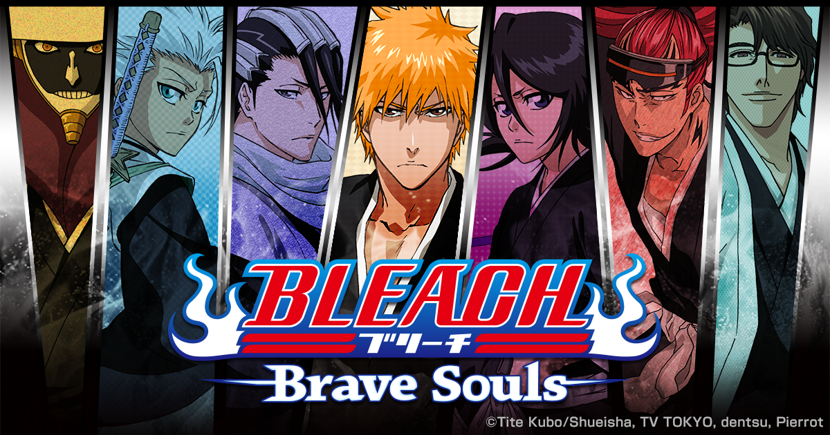 Top 10 Bleach: Brave Souls Characters