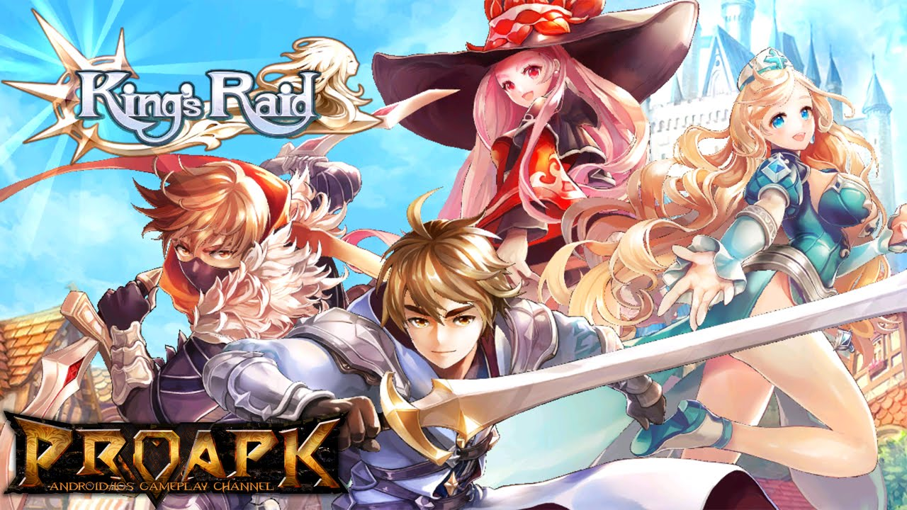 Top 10 Best Mobile Games (Gacha/Hero Collectors RPG's