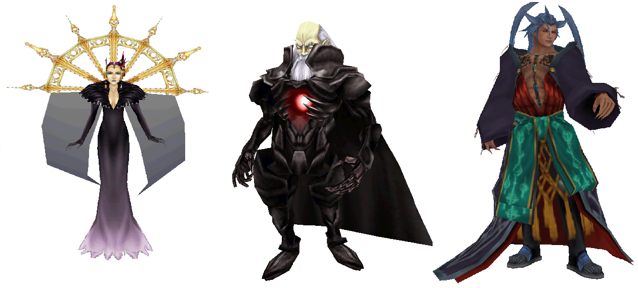 Top 10 Memorable Final Fantasy Story Bosses Gamer Dan